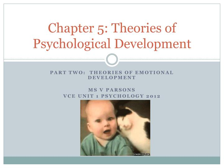 theories of psychology Chapter 4 theory in psychology in the following paragraph, researchers sherlock campbell and james pennebaker describe a remarkable statistical relationship multiple laboratories have demonstrated that people who are asked to write about traumatic experiences subsequently exhibit better physical health than people who are asked to write about.