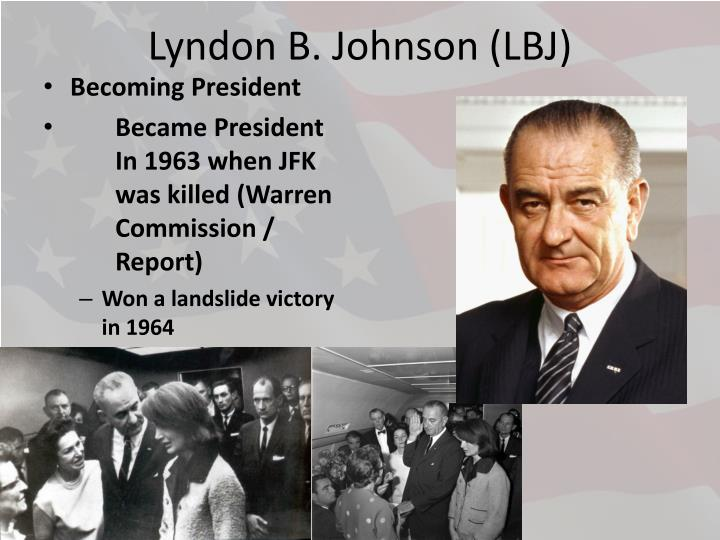 """impact of lyndon b johnson Lyndon johnson's work for minorities began in 1928 when he obtained his first job as an elementary school teacher it was, of course, at this time a segregated school attended by only mexican americans johnson had 28 pupils who he recalled were """"mired in the slums"""", """"lashed by prejudice."""