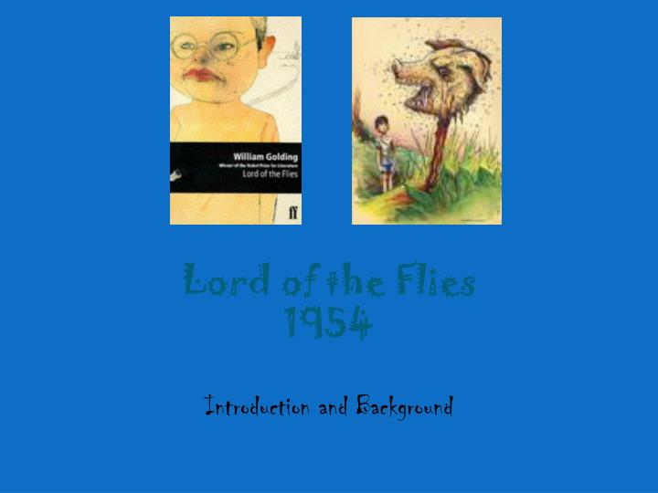 an essay on william goldings lord of the flies