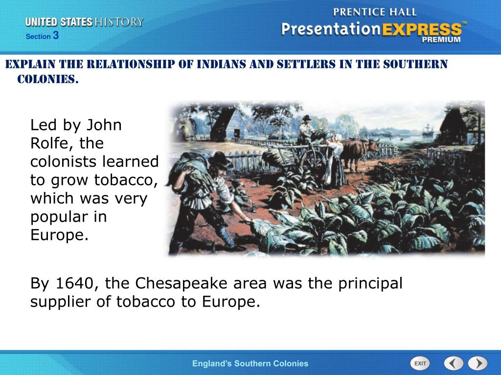 PPT - Describe how Jamestown was settled, why the colony ...