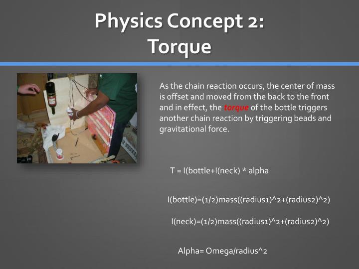Physics Concept 2: