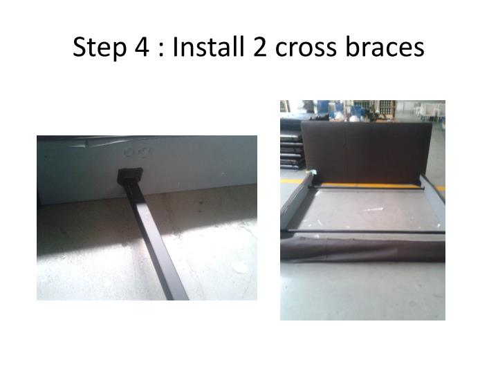Step 4 : Install 2