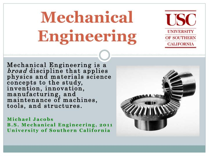 Ppt mechanical engineering powerpoint presentation id2334459 mechanical engineering toneelgroepblik Gallery
