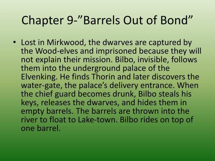 Ppt - The Hobbit Summary Powerpoint Presentation