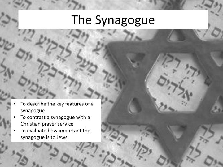 the synagogue n.