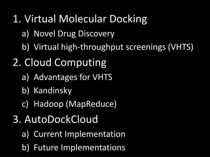 Virtual Molecular Docking