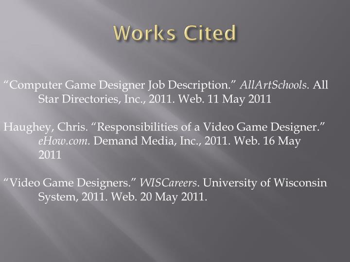 Ppt  Video Game Designing Powerpoint Presentation  Id