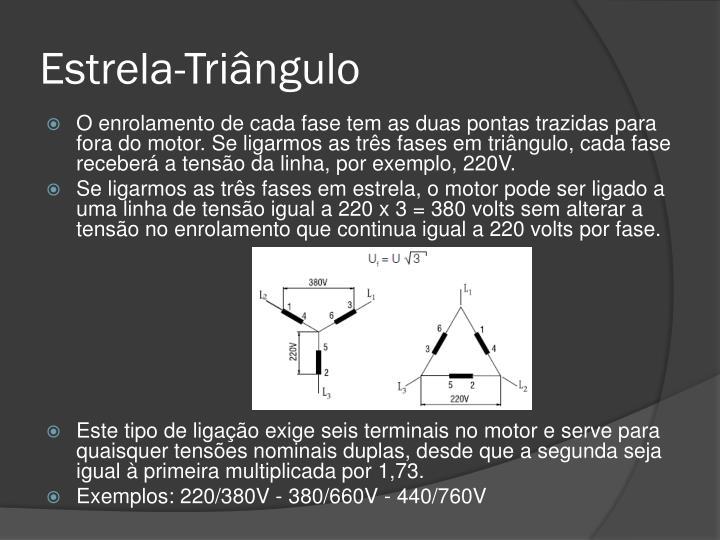 Estrela-Triângulo