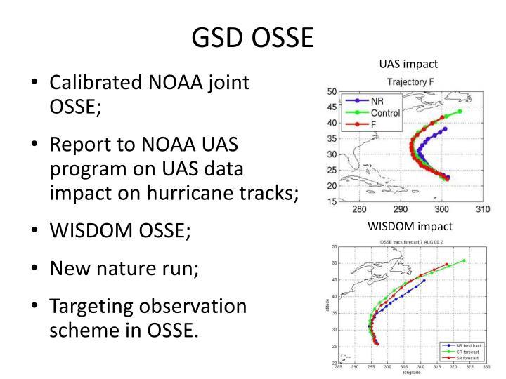 GSD OSSE