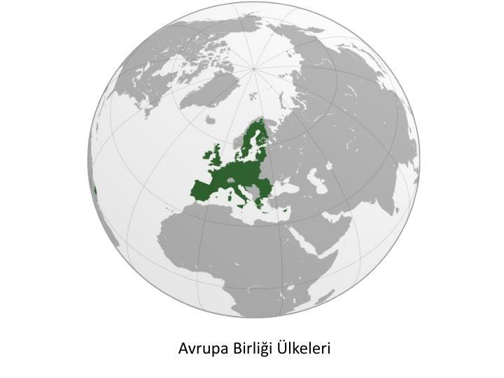 Avrupa Birliği Ülkeleri
