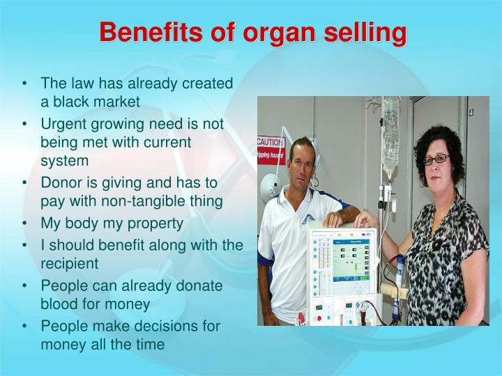organ selling