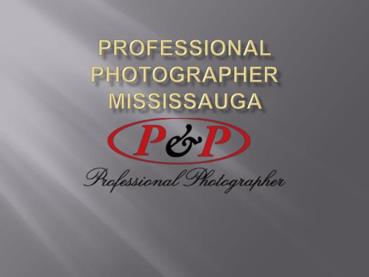 professional photographer mississauga n.