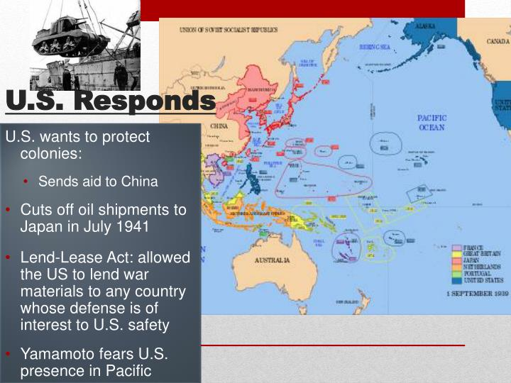 U.S. wants to protect colonies:
