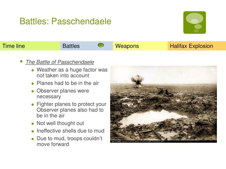 Battles: