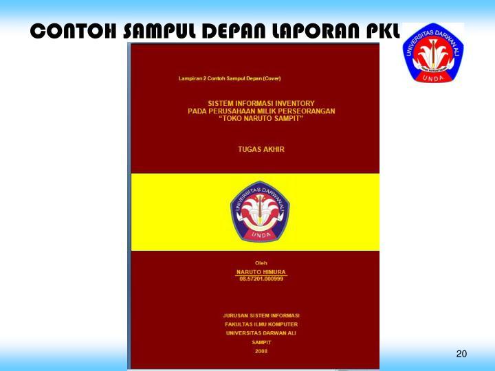 Ppt Tata Tulis Laporan Pkl Powerpoint Presentation Id 2340022