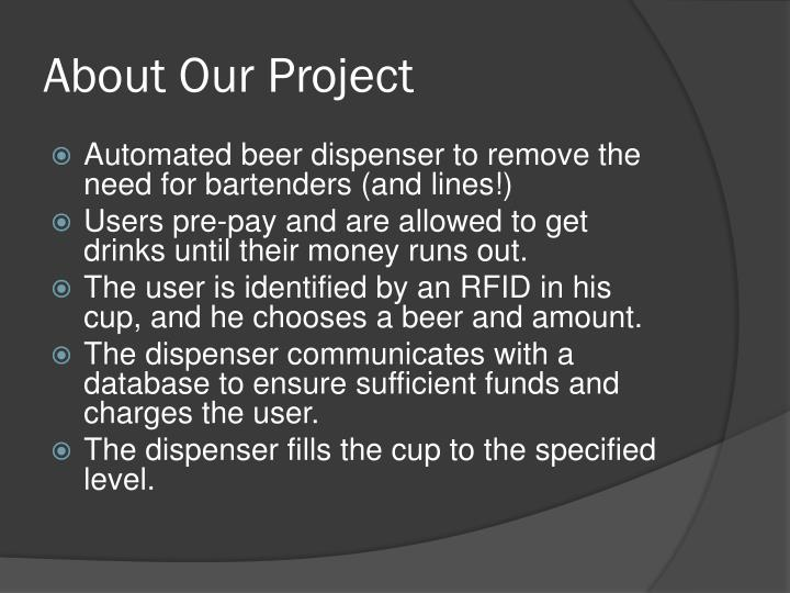 About o ur project