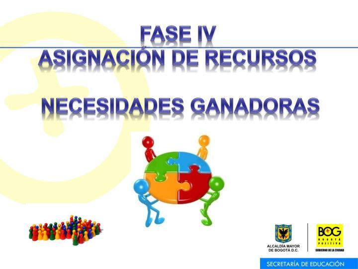 FASE IV