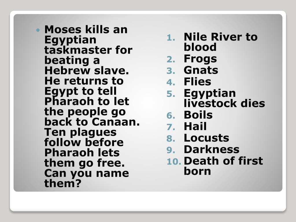 PPT - The Ancient Israelites PowerPoint Presentation - ID