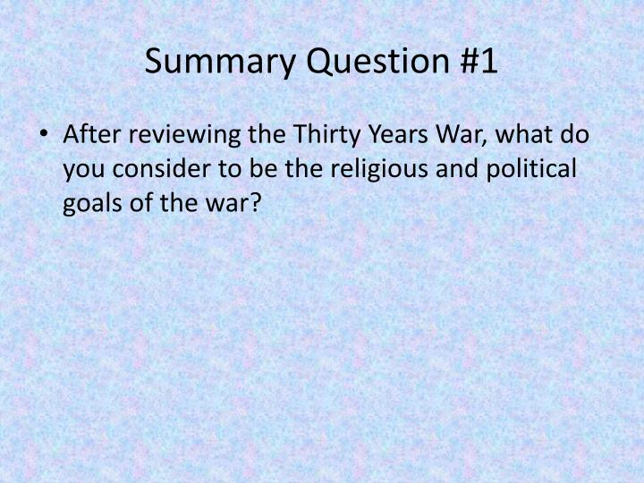 the results of thirty years war and the treaty of westphalia in europe The thirty years' war was ended by the peace of westphalia (1648), which   huge armies against christian powers in europe—but to increasingly less effect.
