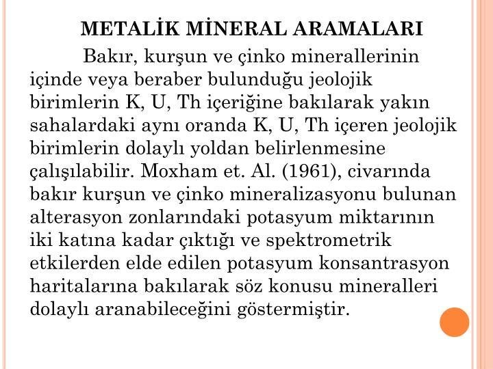 METALİK