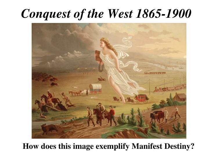 conquest of the west 1865 1900 n.