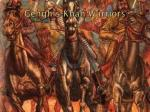 genghis khan warriors