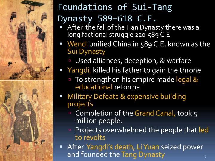 the spread of buddhism in china after the fall of the han dynasty The han dynasty of ancient china  raged throughout china after the fall of the qin dynasty the han emperors ruled china for more than 400 years, except for a .