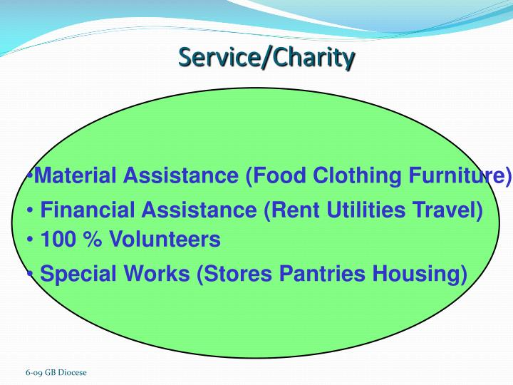Service/Charity