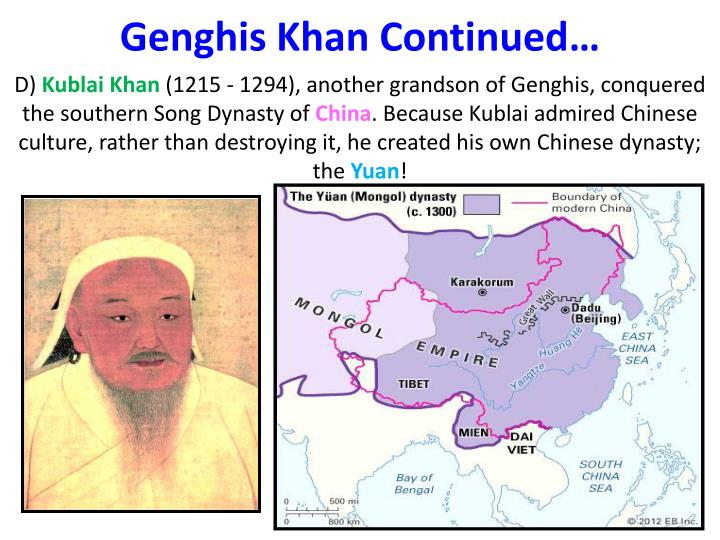 genghis khan and the mongolian culture essay Project essay musa khan however, when genghis khan died, the mongol empire was broken down global tea culture quiz answers.