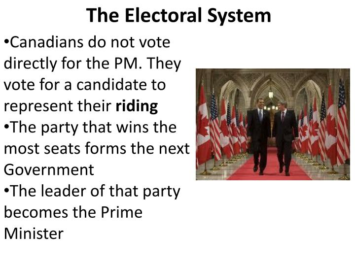 a description of the electoral system elections The electoral college thus ensured an orderly transfer of power, especially in the two-party system that the united states developed electors receive their appointments from a wide and various informal circuit of possible electoral candidates during election times and are nominated in many states according to the guidelines of individual state.