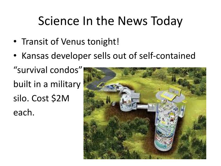 science in the news today n.