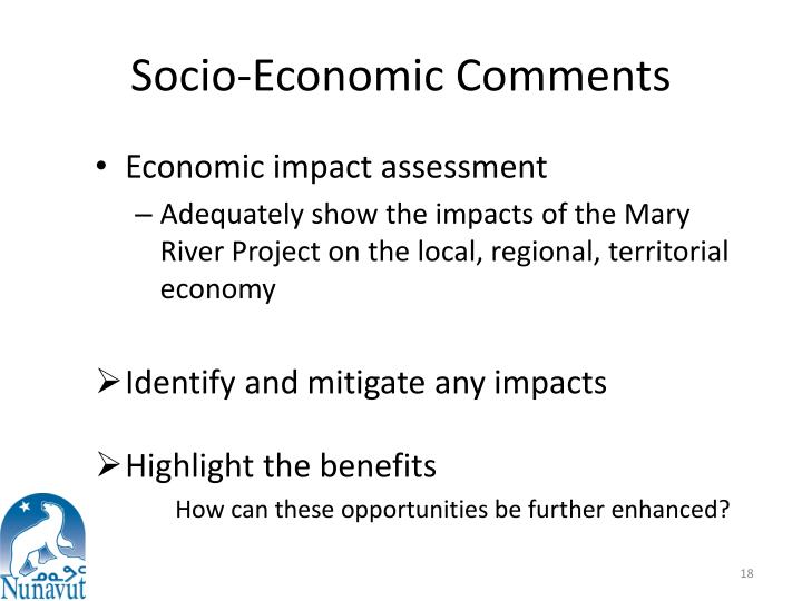 assessing the impact of socio economic impact Socio-economic impact assessment 2 existing socio-economic setting 21 locational context the study area is located in the hunter region of nsw within the maitland local government area (lga) the lower hunter region comprises the lgas of maitland, cessnock, port stephens, newcastle and lake macquarie and 84% of the hunter region population.