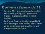 rv nyes e a t zparancsolat 3