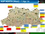 aup north west 1 apr 14