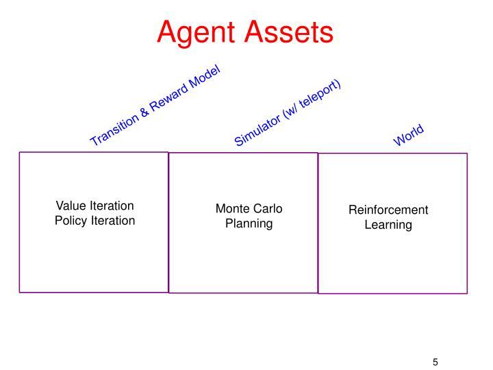Agent Assets