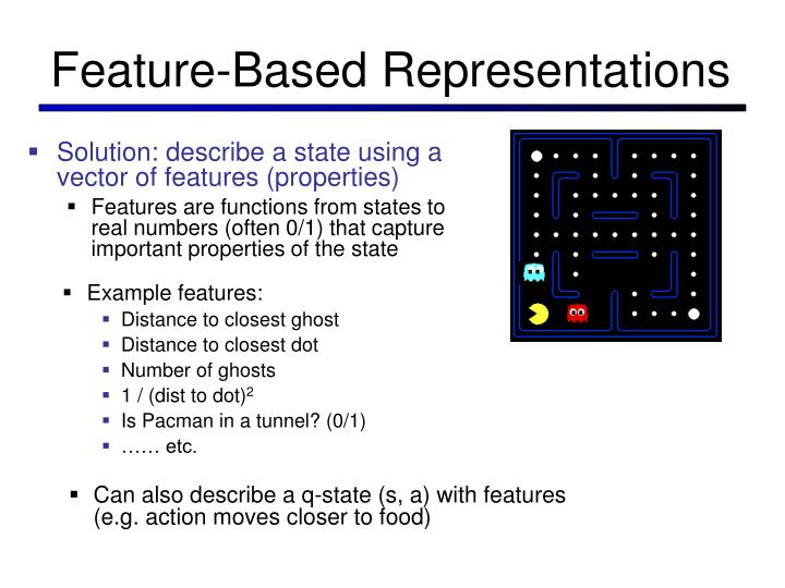 Feature-Based Representations