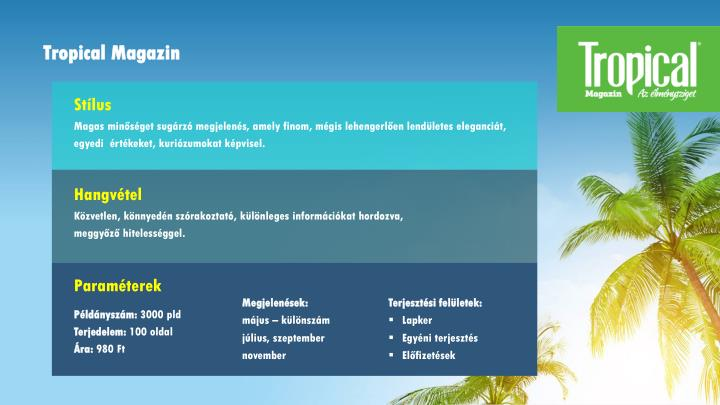 Tropical Magazin