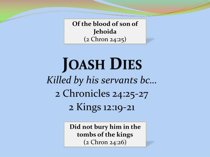 Of the blood of son of
