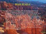 haji wada