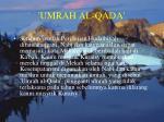 umrah al qada