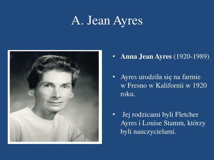 A. Jean
