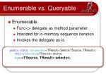 enumerable vs queryable1