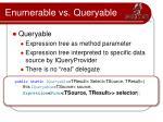 enumerable vs queryable2