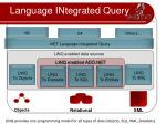 language integrated query