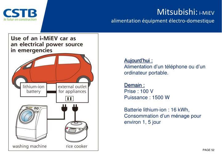 Mitsubishi: