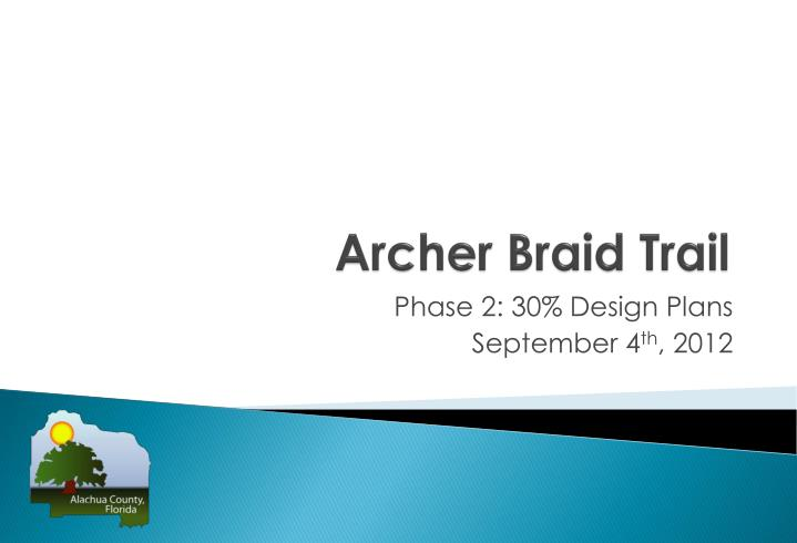 Archer braid trail