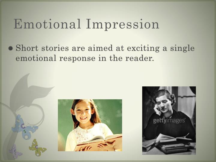Emotional impression