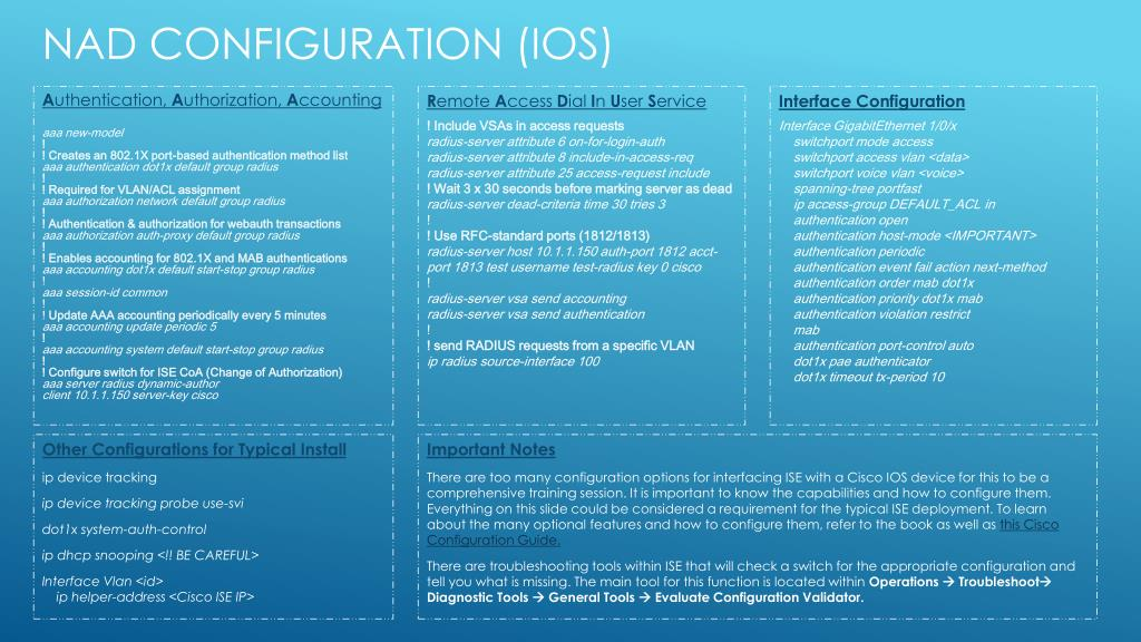 PPT - Cisco Identity Services Engine (ISE) End-to-End Training