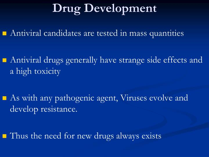 Drug Development