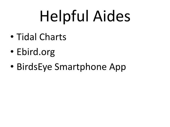 Helpful Aides